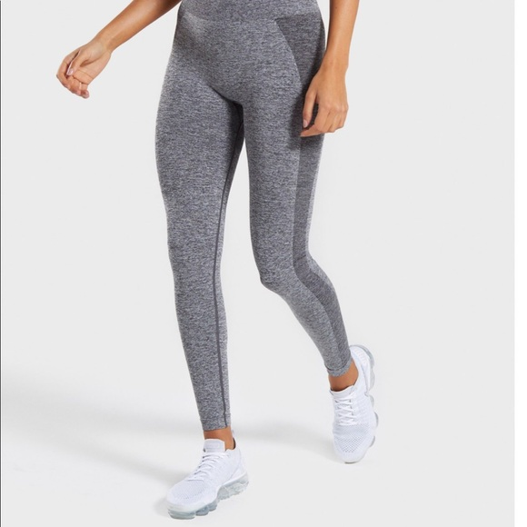 Women's Clothing Dashing Under Armour Leggings Dark Abd Light Gray Yoga Crop Pant Small Nwt Activewear